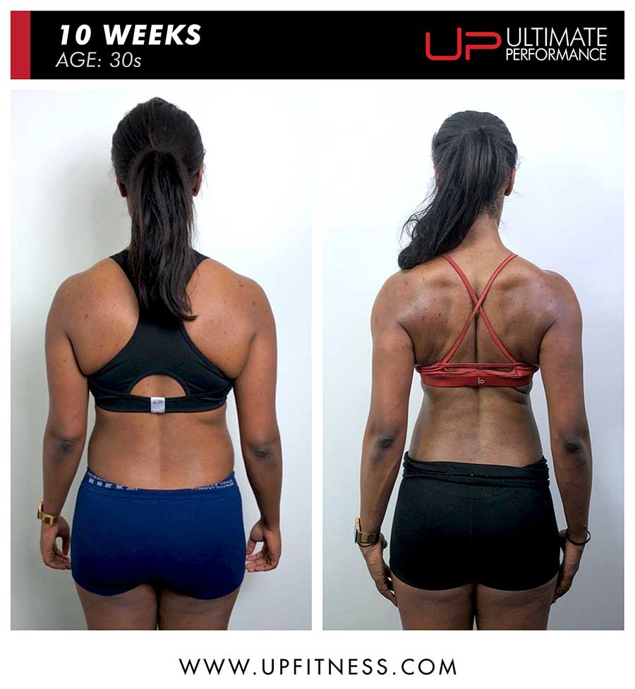 Victoria | Body Transformation | Back