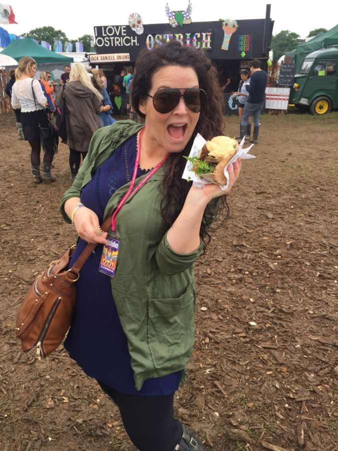 Kelly's Fight to Fitness - Glastonbury