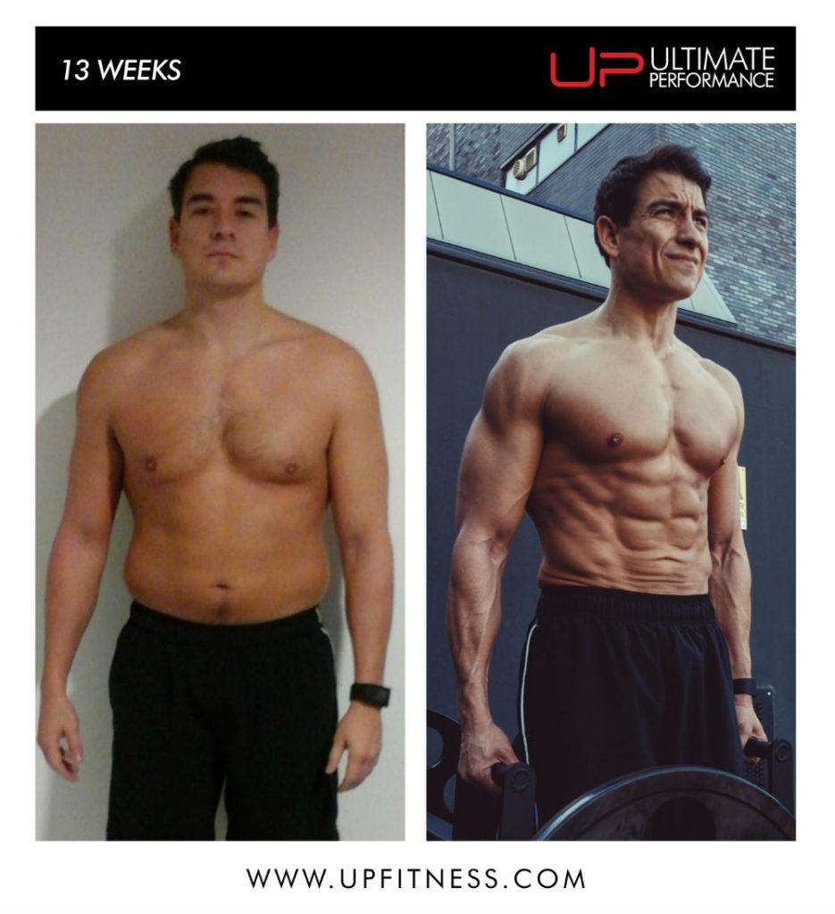 dave g 13 week transformation
