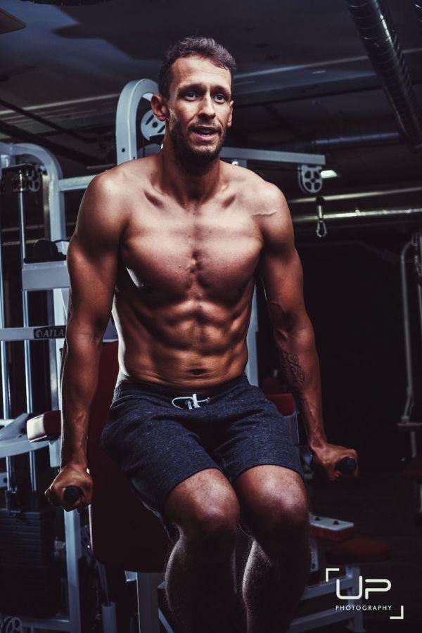 jonathan post transformation shoot