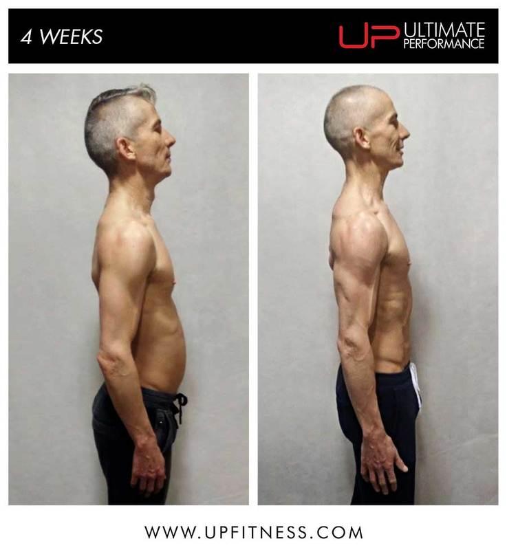 Four-week transformation