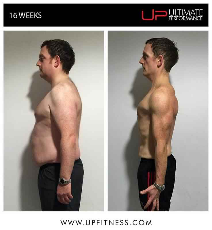 Chris T 16 week transformation- profile