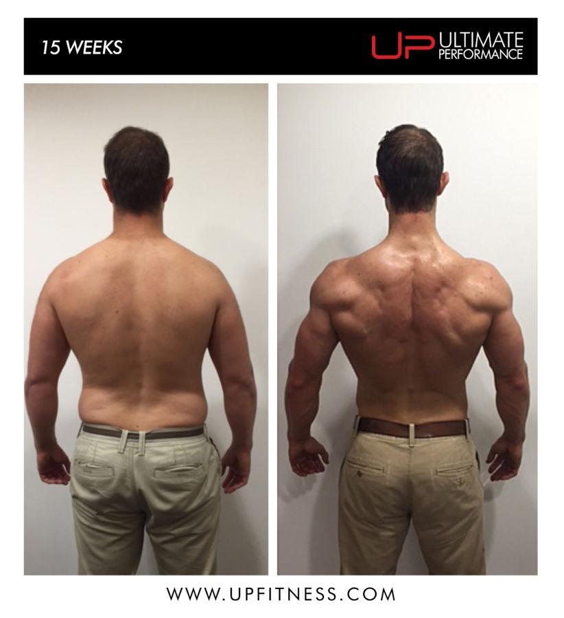tom back transformation