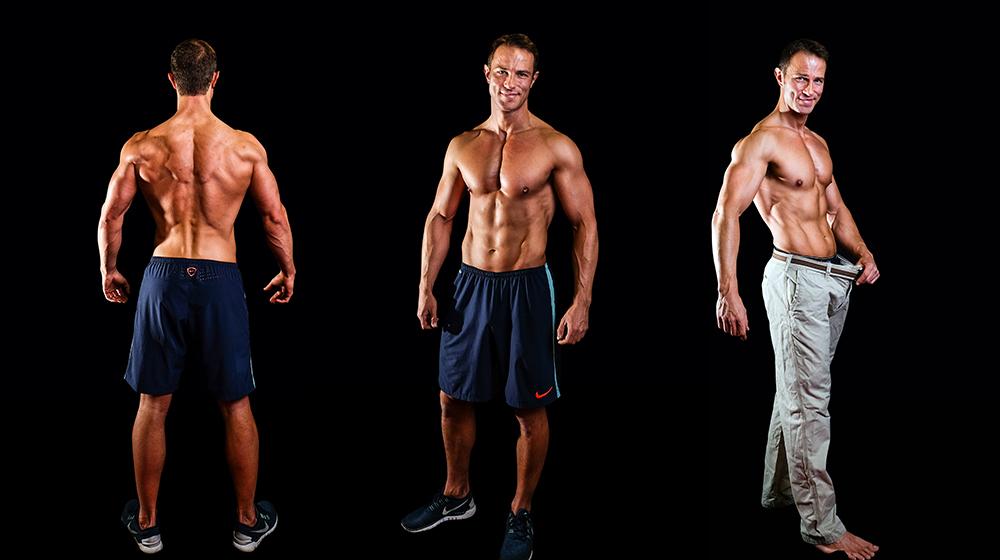 tom whitehead transformation shoot