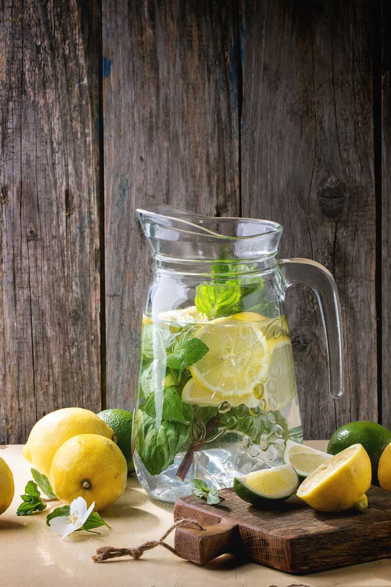 detox natural drinks